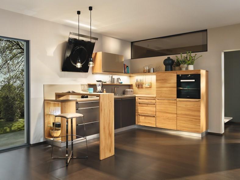 Houten keukens bij Valhal Groningen