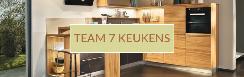 Team 7 keukens