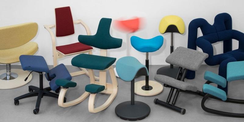 Stokke Thatsit Bureaustoel.Varier Bewegend Zitten Met Design Valhal Groningen